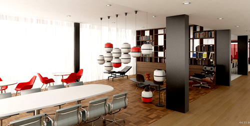 Affordable Design Hotel At Amsterdam Airport The Style Files