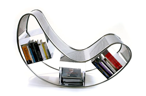 Chairs for Book Lovers | the style files