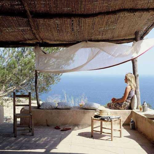 Casa elena on formentera the style files - Decoracion casas de playa ...
