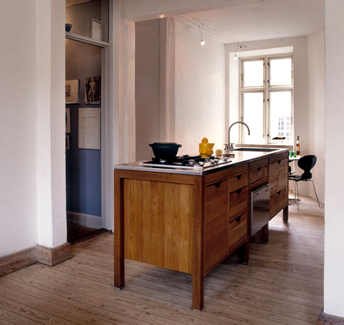 Hansen Kitchens From Denmark The Style Files