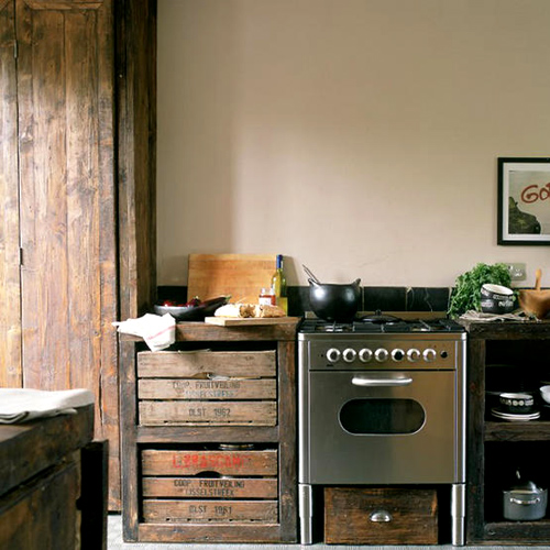 Kitchen Modern Rustic: THE STYLE FILES