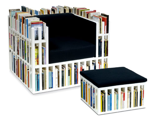 BOOK CHAIR!!!!!! from nobodyandco.it