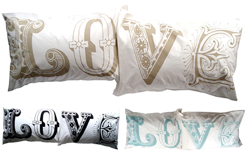 love pillows cases the style files