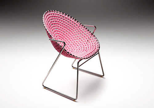 Furniture From Recycled Plastic By Haldane Martin The Style Files